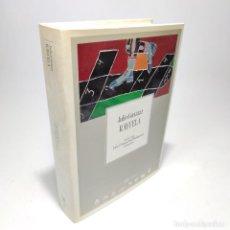 Libros de segunda mano: RAYUELA. JULIO CORTAZAR. EDICIÓN CRÍTICA. JULIO ORTEGA-SAÚL YURKIEVICH.PRIMERA EDICIÓN. 1991. MADRID. Lote 270106053