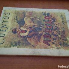 Libros de segunda mano: CUENTOS DEL ABUELO. S. CALLEJA. CARMEN BRAVO-VILLASANTE. RÚSTICA. BUEN ESTADO. 1988.. Lote 270349908