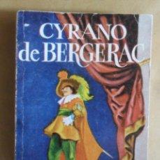 Libros de segunda mano: COLECCION PULGA Nº 260 - CYRANO DE BERGERAC - E. ROSTAND - ED. G.P.. Lote 270569113