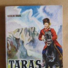 Libros de segunda mano: COLECCIÓN PULGA Nº 290 - TARAS BULBA - NICOLAS GOGOL - ED. G.P.. Lote 270569308