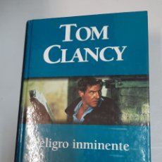 Livres d'occasion: PELIGRO INMINENTE - TOM CLANCY. Lote 270681103