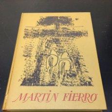 Libros de segunda mano: GRAN TOMO TAPA DURA MARTIN FIERRO. AÑO 1968. EDICIONES NAUTA.. Lote 271172873