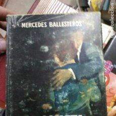 Libros de segunda mano: LA COMETA Y EL ECO, MERCEDES BALLESTEROS. L.8760-1082. Lote 271386073