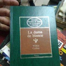 Libros de segunda mano: LA DAMA DE BLANCO, WILKIE COLLINS. L.8760-1084. Lote 271386388