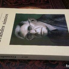 Libros de segunda mano: 2000 - WILL SELF - GRANDES SIMIOS - ANAGRAMA. Lote 271866658