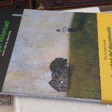 Libros de segunda mano: 2021 - JANE SMILEY - LA MEJOR VOLUNTAD - SEXTO PISO. Lote 271867193