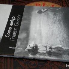 Libros de segunda mano: 2013 - FORREST GANDER - COMO AMIGO - SEXTO PISO. Lote 271867438