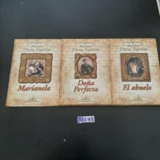 Libros de segunda mano: BENITO PEREZ GALDOS. Lote 272153143