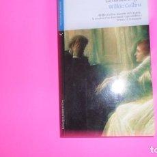 Libros de segunda mano: LA TÚNICA NEGRA, WILKIE COLLINS, ED. VERTICALES DE BOLSILLO, TAPA BLANDA. Lote 273718053