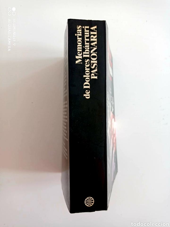 Libros de segunda mano: Memorias de Dolores Ibárruri. Pasionaria. La lucha y la vida. Planeta. Primera edición. - Foto 2 - 274781183