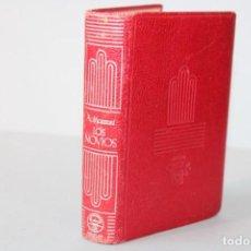 Libros de segunda mano: AGUILAR- CRISOL Nº 25 / LOS NOVIOS / ALESSANDRO MANZONI. Lote 275209338