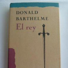 Libros de segunda mano: EL REY. DONALD BARTHELME. Lote 275583428