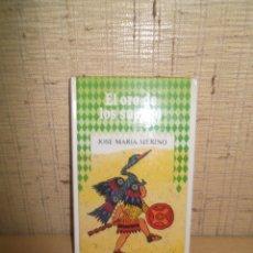"""Libros de segunda mano: LIBRO """"EL ORO DE LOS SUEÑOS"""" JOSÉ MARÍA MERINO. Lote 276023953"""