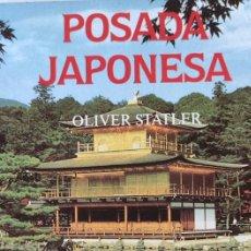 Libros de segunda mano: POSADA JAPONESA. OLIVER STATLER. 1º EDICIÓN 1964.. Lote 276118298
