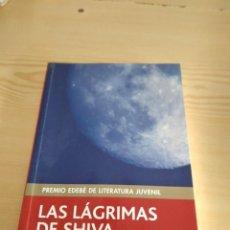 Libri di seconda mano: G-85 LIBRO LAS LÁGRIMAS DE SHIVA / CÉSAR MALLORQUÍ / EDEBÉ. Lote 276179003