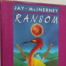 Libros de segunda mano: RANSOM. JAY MCINERNEY. EDHASA.. Lote 276208948