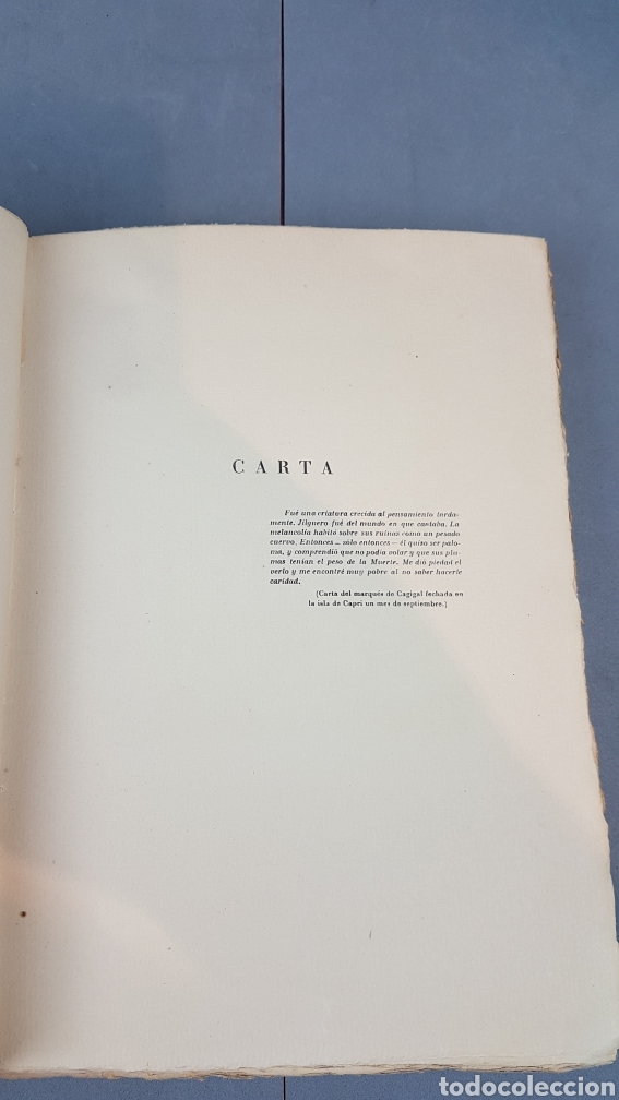 Libros de segunda mano: LA VIDA DE PRISA CESAR GONZÁLEZ - RUANO. PRIMERA EDICIÓN ESPECIAL NUMERADA. EJEMPLAR N.16. Año 1946 - Foto 7 - 276735678