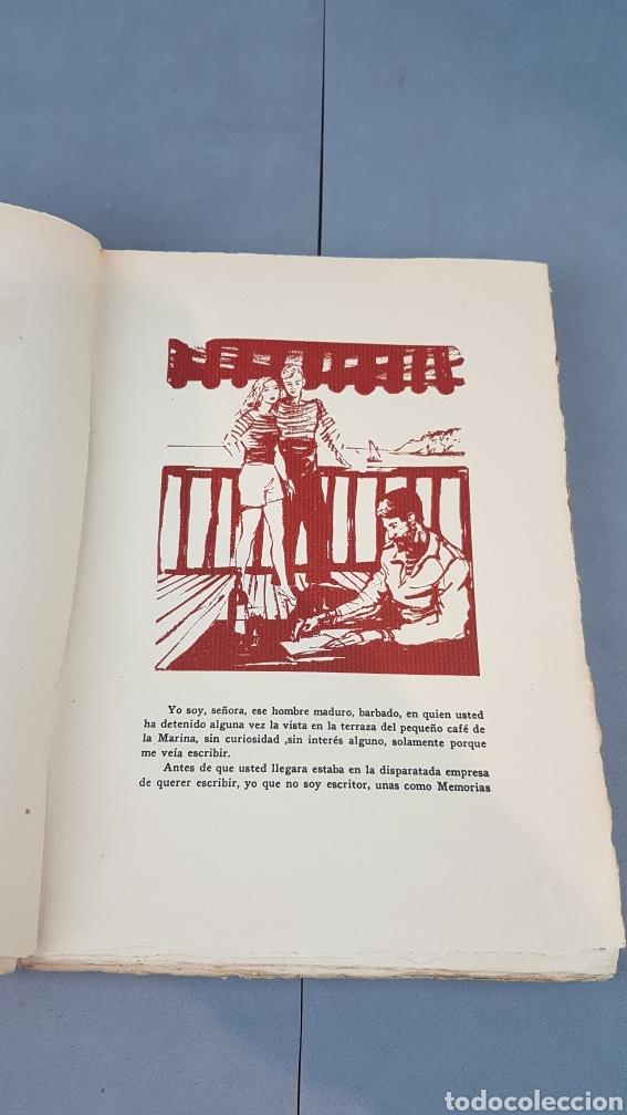 Libros de segunda mano: LA VIDA DE PRISA CESAR GONZÁLEZ - RUANO. PRIMERA EDICIÓN ESPECIAL NUMERADA. EJEMPLAR N.16. Año 1946 - Foto 8 - 276735678