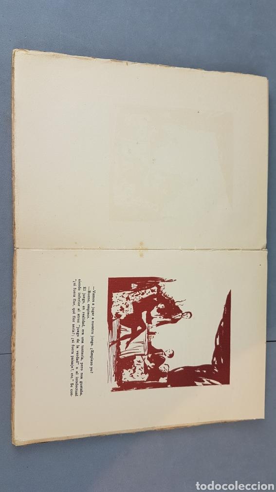 Libros de segunda mano: LA VIDA DE PRISA CESAR GONZÁLEZ - RUANO. PRIMERA EDICIÓN ESPECIAL NUMERADA. EJEMPLAR N.16. Año 1946 - Foto 11 - 276735678