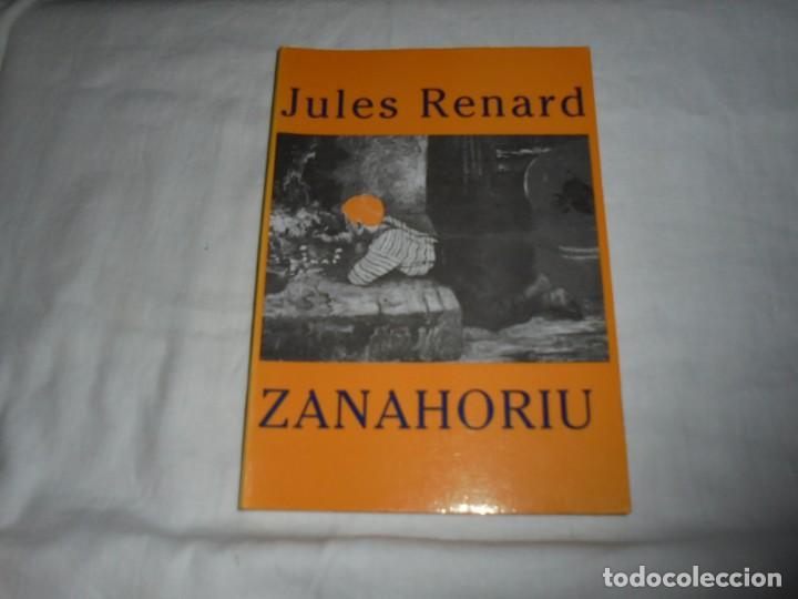 ZANAHORIU.JULES RENARD.LIBROS DEL PEXE GIJON 1991 (Libros de Segunda Mano (posteriores a 1936) - Literatura - Narrativa - Otros)