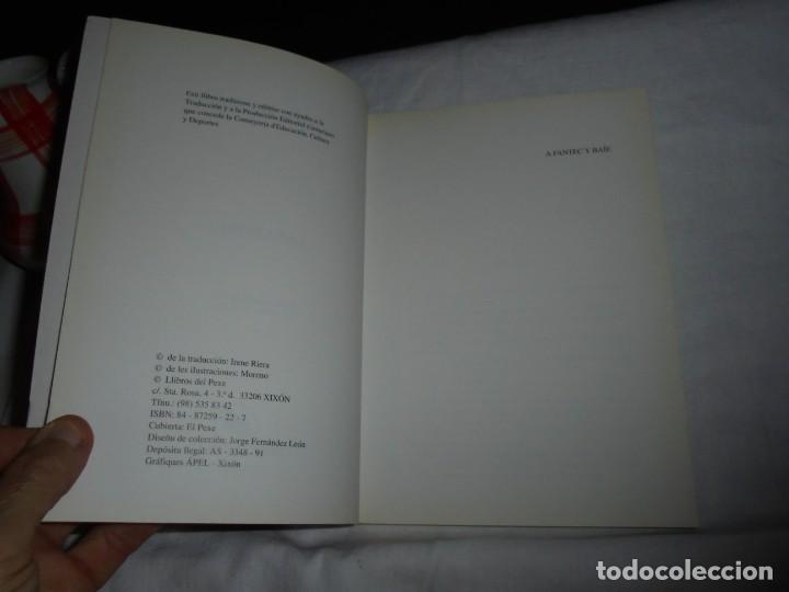 Libros de segunda mano: ZANAHORIU.JULES RENARD.LIBROS DEL PEXE GIJON 1991 - Foto 4 - 276747783
