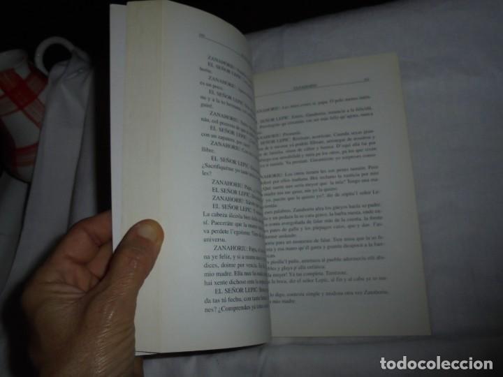 Libros de segunda mano: ZANAHORIU.JULES RENARD.LIBROS DEL PEXE GIJON 1991 - Foto 5 - 276747783