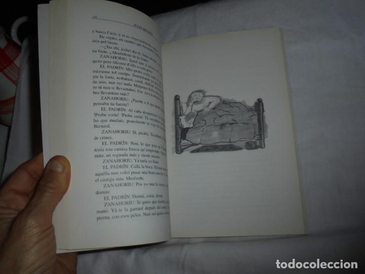 Libros de segunda mano: ZANAHORIU.JULES RENARD.LIBROS DEL PEXE GIJON 1991 - Foto 6 - 276747783