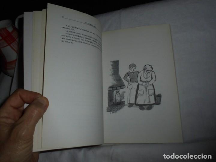 Libros de segunda mano: ZANAHORIU.JULES RENARD.LIBROS DEL PEXE GIJON 1991 - Foto 8 - 276747783