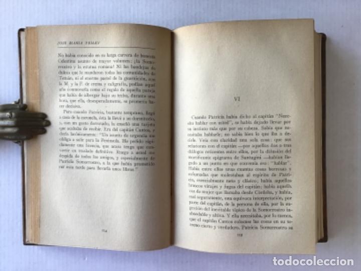 Libros de segunda mano: SEÑOR DE SU ÁNIMO. Novela. - PEMÁN, José María de. - Foto 3 - 123228174