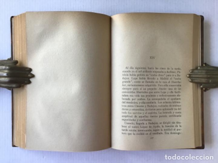 Libros de segunda mano: SEÑOR DE SU ÁNIMO. Novela. - PEMÁN, José María de. - Foto 5 - 123228174