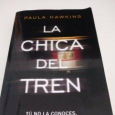 Libros de segunda mano: LA CHICA DEL TREN. Lote 276910198