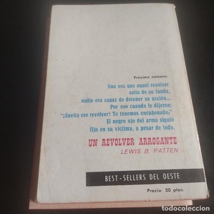 Libros de segunda mano: KID RODELO. LOUIS LAMOUR. 1966. EDICIONES TORAY. 148 PAGS. - Foto 4 - 276911438