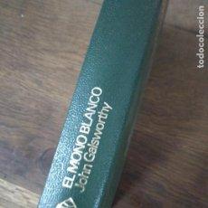 Livros em segunda mão: EL MONO BLANCO, JOHN GALSWORTHY. L- 25911. Lote 276927253