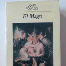 Livros em segunda mão: EL MAGO - JOHN FOWLES - ED. ANAGRAMA 1988. Lote 276933438