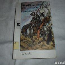 Libros de segunda mano: FONTENEBROSA EL REINU DE LOS SILENTES.VICENTE GARCIA OLIVA.EDICIONES TRABE.OVIEDO 1992. Lote 276960808
