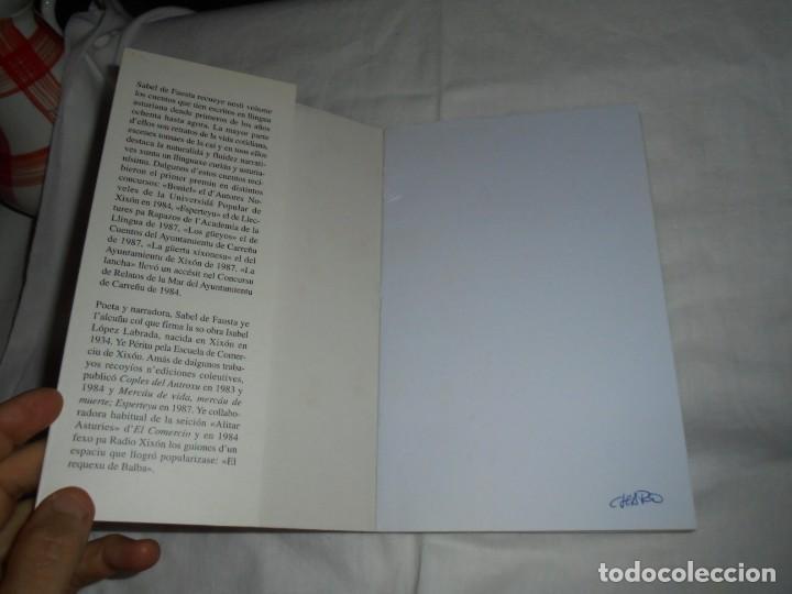 Libros de segunda mano: EL TREN DE MEDIANUECHE Y OTROS CUENTOS.SABEL DE FAUSTA.EDICIONES TRABE.OVIEDO 1996 - Foto 2 - 276961303