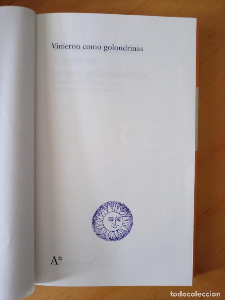 Libros de segunda mano: WILLIAM MAXWELL VINIERON COMO GOLONDRINAS - Foto 9 - 276961563