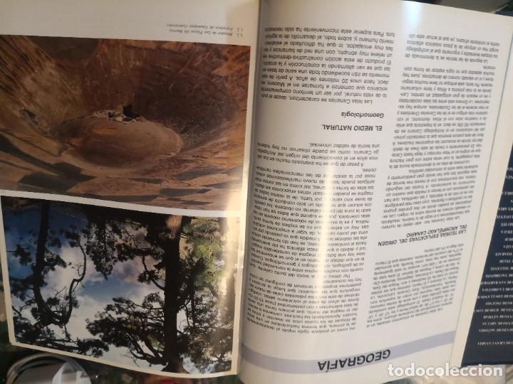 Libros de segunda mano: Libro grande tapa dura ilustrado y narrativas de Canarias Isla a isla 631 páginas - Foto 5 - 276961713