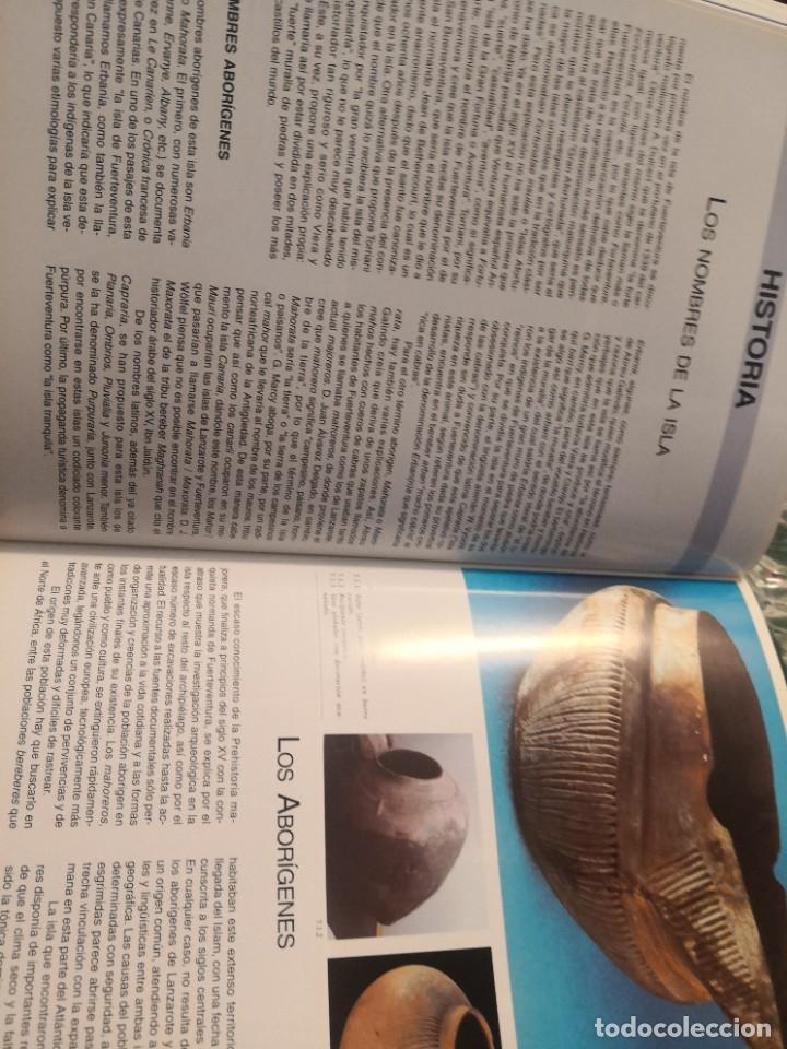 Libros de segunda mano: Libro grande tapa dura ilustrado y narrativas de Canarias Isla a isla 631 páginas - Foto 6 - 276961713