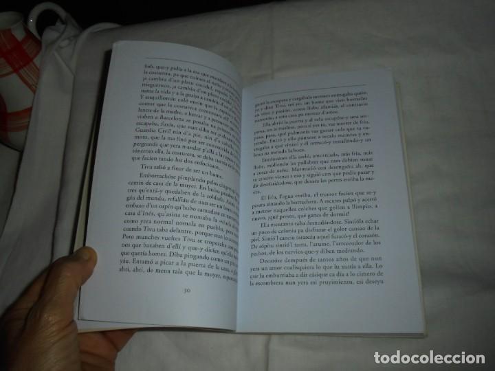 Libros de segunda mano: LOS PARAISOS PERDIOS(EN ASTURIANO) .PABLO RODRIGUEZ MEDINA.EDICIONES TRABE OVIEDO 2000 - Foto 6 - 276961743