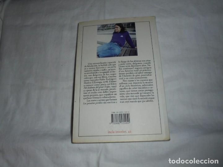 Libros de segunda mano: LOS PARAISOS PERDIOS(EN ASTURIANO) .PABLO RODRIGUEZ MEDINA.EDICIONES TRABE OVIEDO 2000 - Foto 7 - 276961743