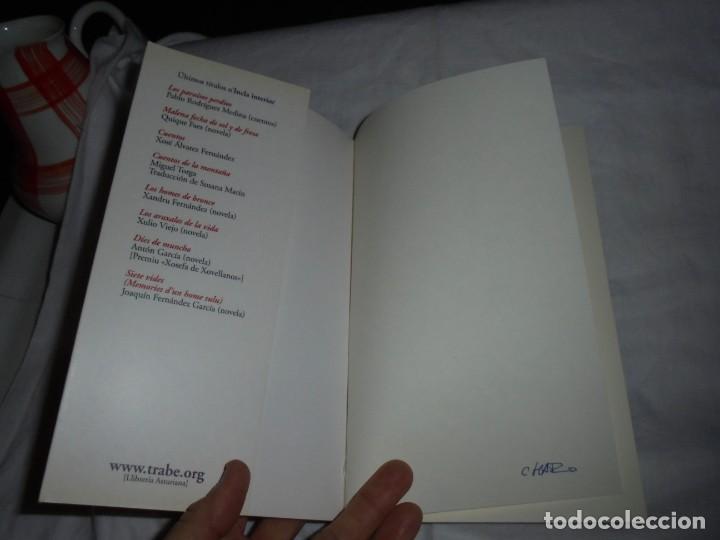 Libros de segunda mano: CUENTOS CHINOS(EN ASTURIANO).JOSE LUIS RENDUELES.EDICIONES TRABE OVIEDO 2001 - Foto 2 - 276962233