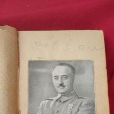 Libros de segunda mano: LIBRO DE FRANCO 1936. Lote 277026748