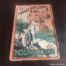 Libros de segunda mano: LA TRAGEDIA DE MOUNTHERON. FRANK BARRET. 1952. EDICIONES PAULINAS. 342 PAGS.. Lote 277119228