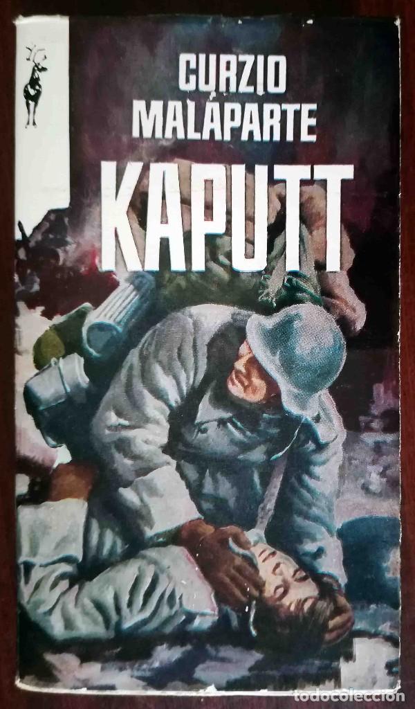 KAPUTT (CURZIO MALAPARTE) PLAZA Y JANÉS RENO (Libros de Segunda Mano (posteriores a 1936) - Literatura - Narrativa - Otros)