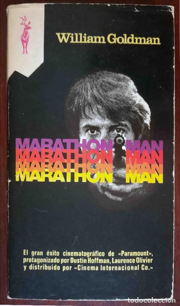 MARATHON MAN (WILLIAM GOLDMAN) PLAZA Y JANÉS RENO (Libros de Segunda Mano (posteriores a 1936) - Literatura - Narrativa - Otros)