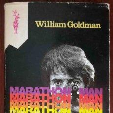 Libros de segunda mano: MARATHON MAN (WILLIAM GOLDMAN) PLAZA Y JANÉS RENO. Lote 277304763