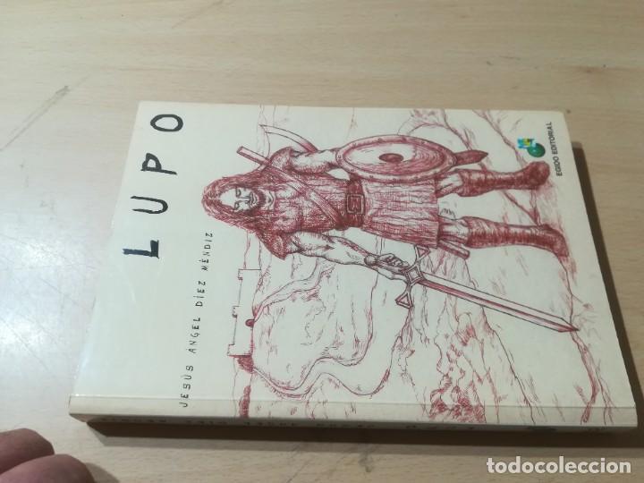 LUPO / JESUS ANGEL MENDIZ / EGIDO / AK25 (Libros de Segunda Mano (posteriores a 1936) - Literatura - Narrativa - Otros)