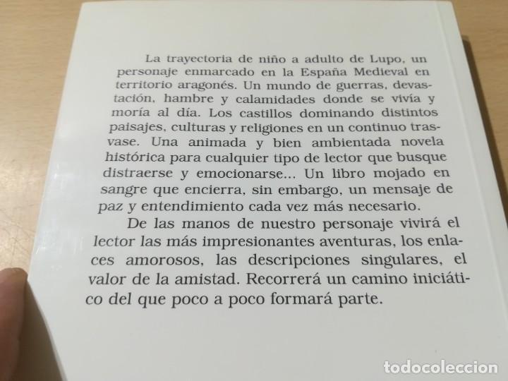 Libros de segunda mano: LUPO / JESUS ANGEL MENDIZ / EGIDO / AK25 - Foto 3 - 277500143