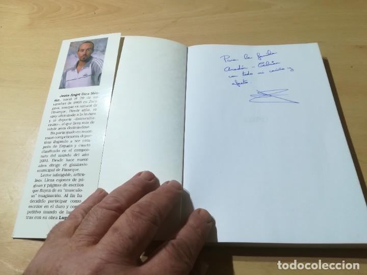 Libros de segunda mano: LUPO / JESUS ANGEL MENDIZ / EGIDO / AK25 - Foto 4 - 277500143